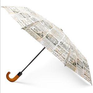 Patricia Nash Newspaper Print Magliano Umbrellas ☂